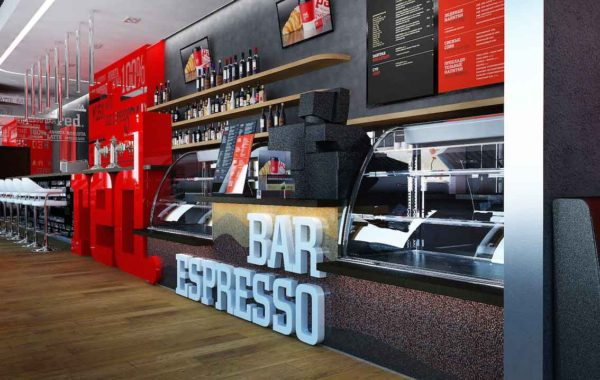 Кофейня «Red Espresso Bar»